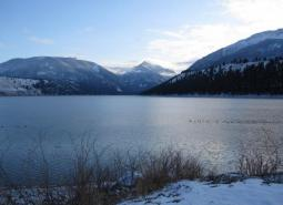 Wallowa Mountains area