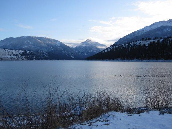 Wallowa Mountains area
